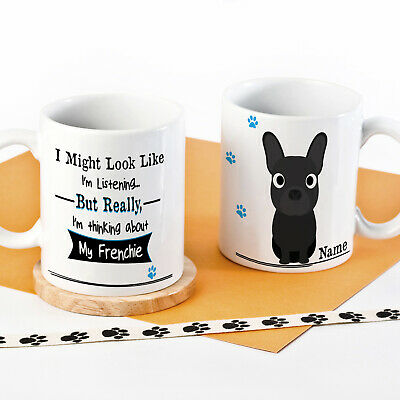 Personalised Dog Mug Funny Pet Cup Birthday Gift All Breeds 8