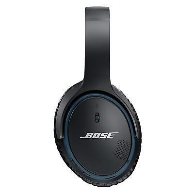 Bose SoundLink II Around-Ear Wireless Headphones - HD - NFC - Black | NEW SEALED 4