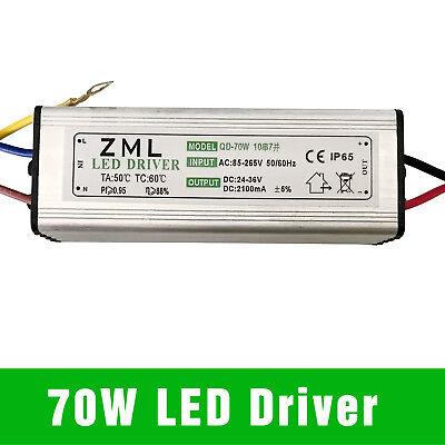 10W 20W 30W 50W 70W 100W LED Driver Power Supply Waterproof For LED Floodlight 6