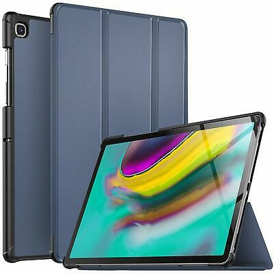 For Samsung Galaxy Tab S5e T720 T725 Case Smart Folio Leather Sleep Awake Cover 10