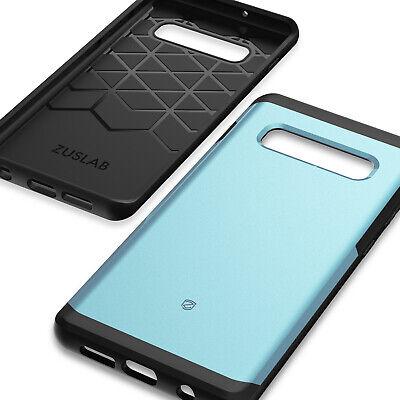 Samsung Galaxy S10 case S10 Plus Case ZUSLAB Hybrid Shield Shockproof Slim Cover 9