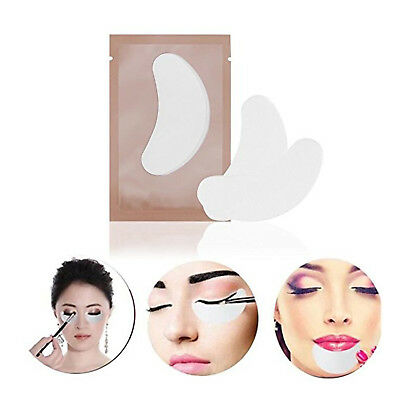 200 Pairs Eyelash Pad Eye Pad Gel Patch Lint Free Lashes Extension Mask Eyepad 5