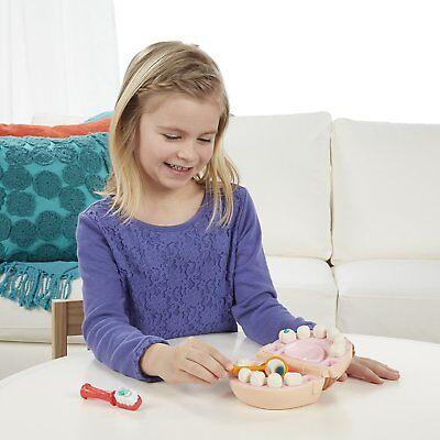 Set Dentista Play-Doh Dottore Trapanino Con 5 vasetti di pasta Play-Doh 4