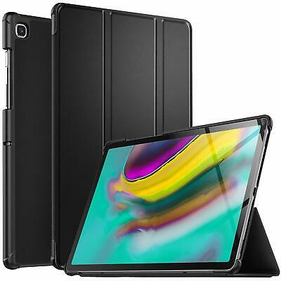 Samsung Galaxy Tab S5e T720 T725 Case Slim Smart Folio Leather Sleep Awake Cover 2