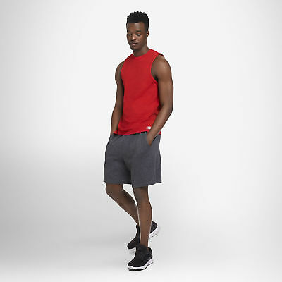 Russell Athletic Men's Cotton Performance Baseline Short with Pockets 11