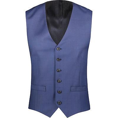HARDY AMIES 3 PIECE Check SOFT ITALIAN WOOL Suit UK46 US46 IT56 C46 x W40 NEW 4