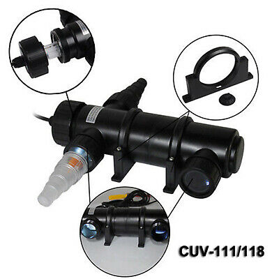 Uvc Filtro de Luz Clarificador Estanque Agua UV Dispositivo Algicida 3