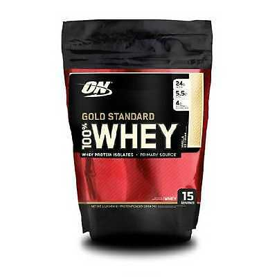 OPTIMUM NUTRITION GOLD STANDARD 100% WHEY high quality protein 7