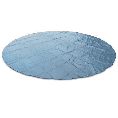 Pool Wärmeplane 366 Solarfolie Solarplane Solarheizung schwarz/blau Poolheizung