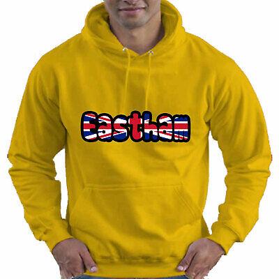 Eastham Love Childrens Childs Kids Boys Girls Hoodie Hooded Top 12