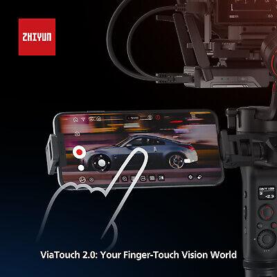 ZHIYUN WEEBILL S 3-Axis Gimbal Handheld Stabilizer For DSLR & Mirrorless Cameras 7