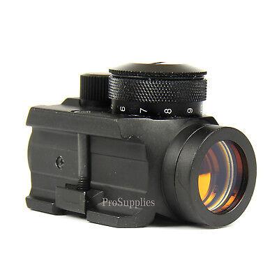 Field sport 4MOA Red Dot Reflex Sight Low Profile Micro 20MM MOUNT