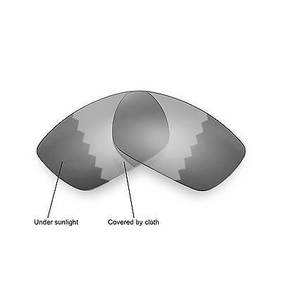 c20a314d8aa ... New Walleva Polarized Transition Lenses For Oakley Tinfoil Sunglasses 2
