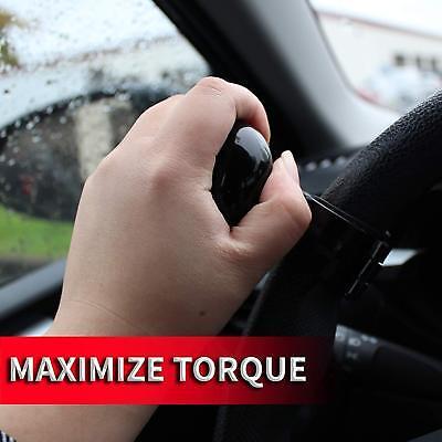 Universal Steering Wheel Spinner Heavy Duty Car /truck Handle Suicide Power Knob 6