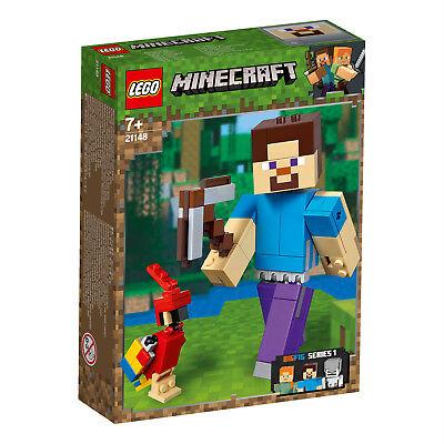 LEGO® Minecraft™ 21150 21149 21148 BigFig Alex Steve Skelett N2/19 4