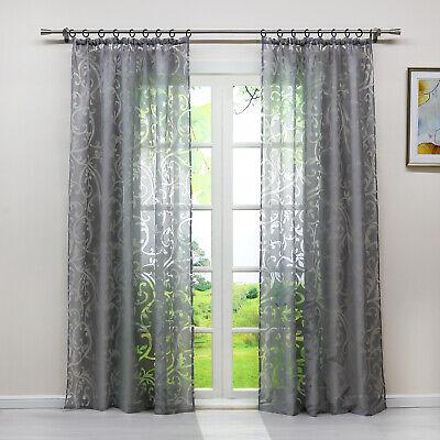 Vorhang 135 X 260 Cm Loto Grau Gardinen Vorhange 13