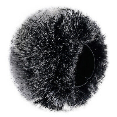 Neewer Outdoor Microphone Furry Windscreen Muff for Zoom H4n H5 H6 Sony PCM-D50 4