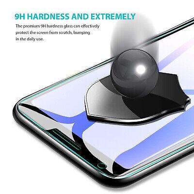 Google Pixel 3A XL 3AXL 9H Premium Full Cover Tempered Glass Screen Protector 4