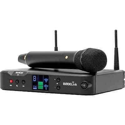 Rode RODELink Performer Kit Digital Wireless Microphone System 4