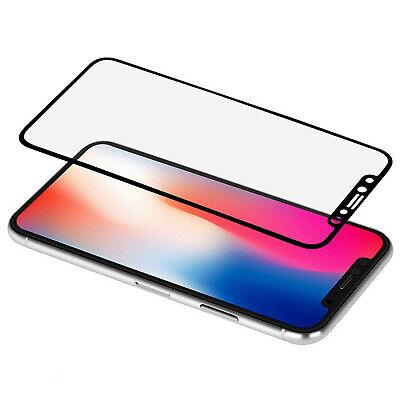 2 x iPhone 11 Pro Max 3D Full Cover Panzerglasfolie Schutzfolie Echtglas 9H 6