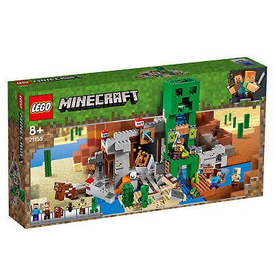 LEGO Minecraft 21155 21153 Die Creeper™ Mine Die Schaffarm Steve  N8/19 2