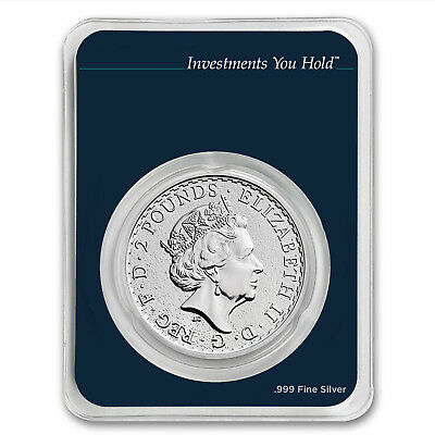 2017 Great Britain 1 oz Silver Britannia (MintDirect® Single) - SKU #102463 2