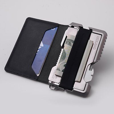 Dango - T02 TITANIUM TACTICAL WALLET - 3 POCKET BIFOLD 2
