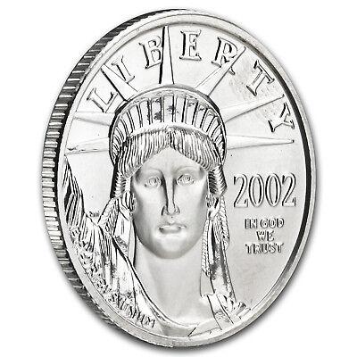 1/4 oz Platinum American Eagle BU (Random Year) - SKU #54 3