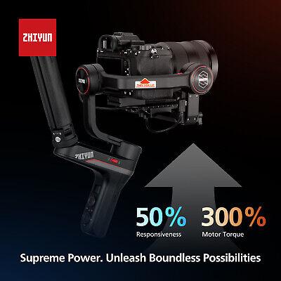 ZHIYUN WEEBILL S 3-Axis Gimbal Handheld Stabilizer For DSLR & Mirrorless Cameras 11