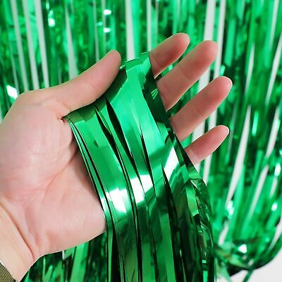 ST PATRICKS DAY HANGING DECORATIONS Irish Party Shamrock Foil Ceiling Decor UK 3