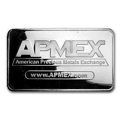10 oz Silver Bar - APMEX (TEP Packaging) - SKU #104260