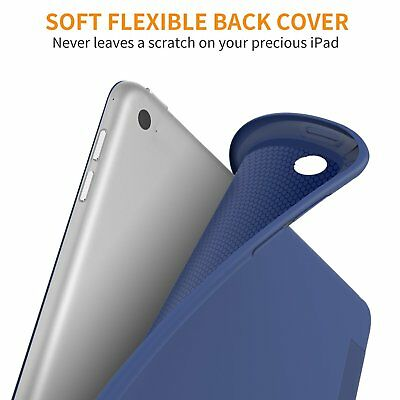 Shockproof iPad Cover Case Stand for iPad 6th Gen 2018 A1893 A1954 6