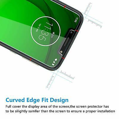 Tempered Glass Screen Protector For Motorola Moto G7 Play 2