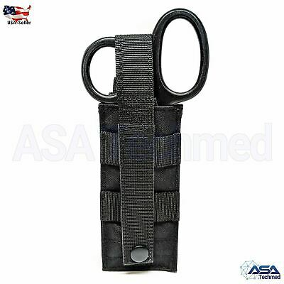 One Hand Tourniquet Combat Application First Aid + Trauma Shear+ Molle Pouch 6