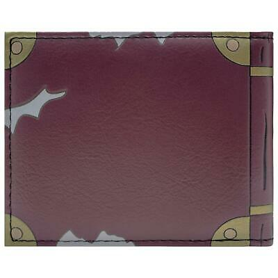 Official Disney Gravity Falls Journal 3 Brown Id & Card Wallet *SECOND* 3
