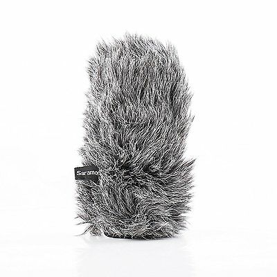 Saramonic Furry Outdoor Microphone Windscreen for the Saramonic VMIC 5