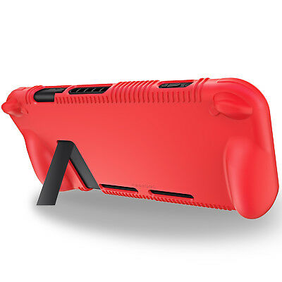 For Nintendo Switch Console Joy-Con Silicone Case Soft Shock Proof Grip Cover 8
