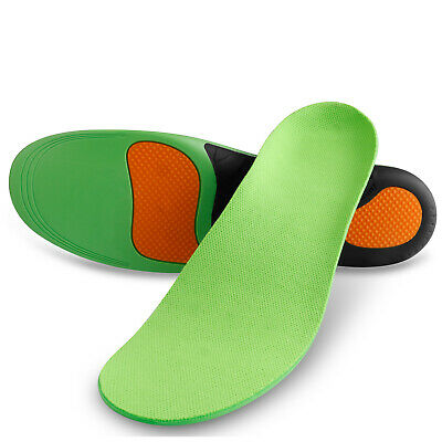 Orthotic Shoe Insoles Inserts Flat Feet High Arch Support for Plantar Fasciitis 2