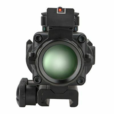 4x32 Tactical Rifle Scope Red & Green &Blue illuminated Reticle Scope 5