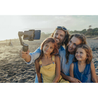 DJI Osmo Mobile 3 Gimbal Stabilizer for Smartphones Lightweight New 2019 Release 11