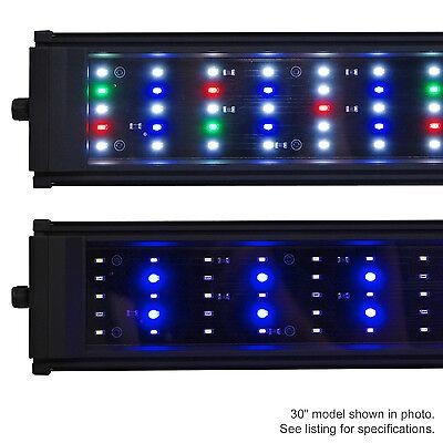 Beamswork DA FSPEC LED Aquarium Light Freshwater Full Spectrum 20 24 30 36 48 72 2