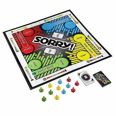 Hasbro Sorry Game Family Board Game New 2