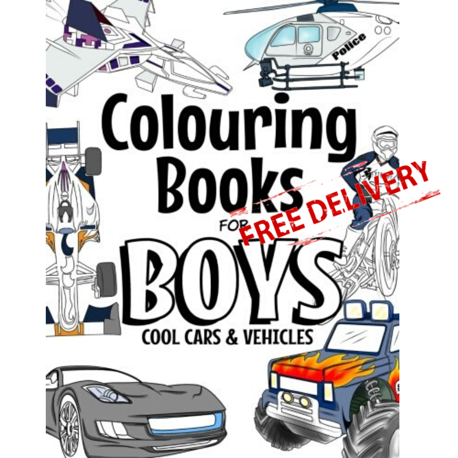 Coloring Sheets For Boys | 1500x1500