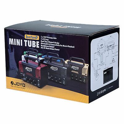 JOYO BanTamP ATOMIC 20 Watt Mini Guitar Tube Head Bluetooth Amplifier Head New 4