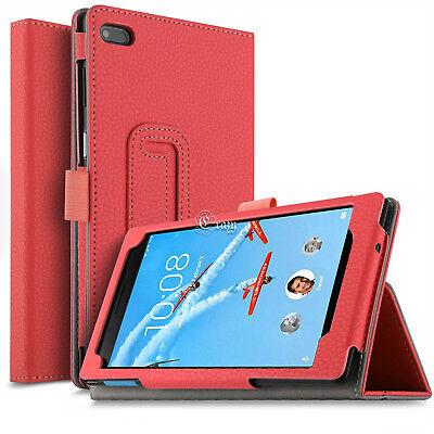 For Lenovo Tab E7 E8 Folding Stand PU Leather Business Heavy Duty Case Cover 12