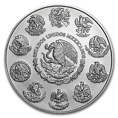 2018 Mexico 1 oz Silver Libertad BU - SKU#155286