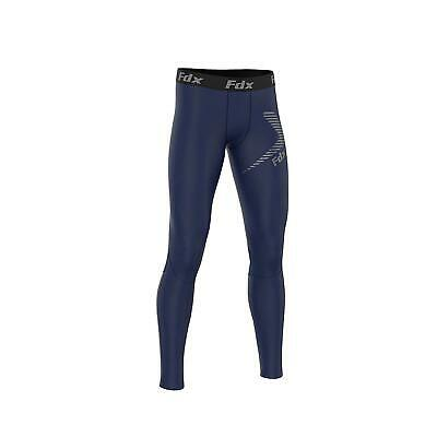 FDX Homme ProCouche base UnderGear Compression Manches Longues & Leggings 6