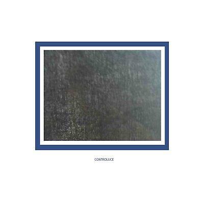 tessuto al metro in cotone nero leggero elasticizzato da rotolo per camicie 1,5m 4