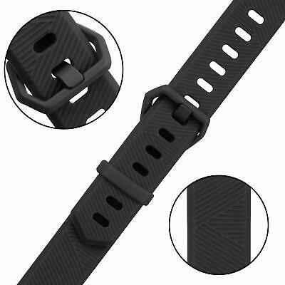 Fitbit Alta | Ace Replacement Wristband Secure Strap Bracelet Silicone Bands S-L 4