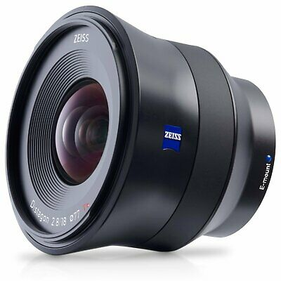 ZEISS Batis 18mm f/2.8 Lens for Sony E-Mount. U.S. Authorized Dealer 3